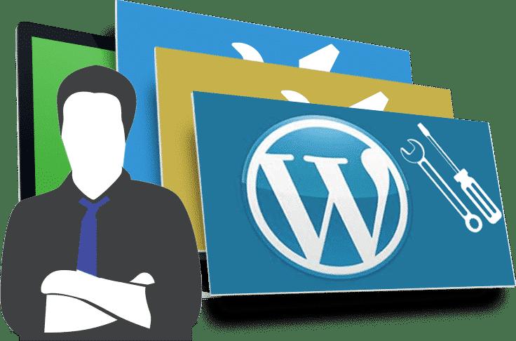Πως φτιάχνω site wordpress