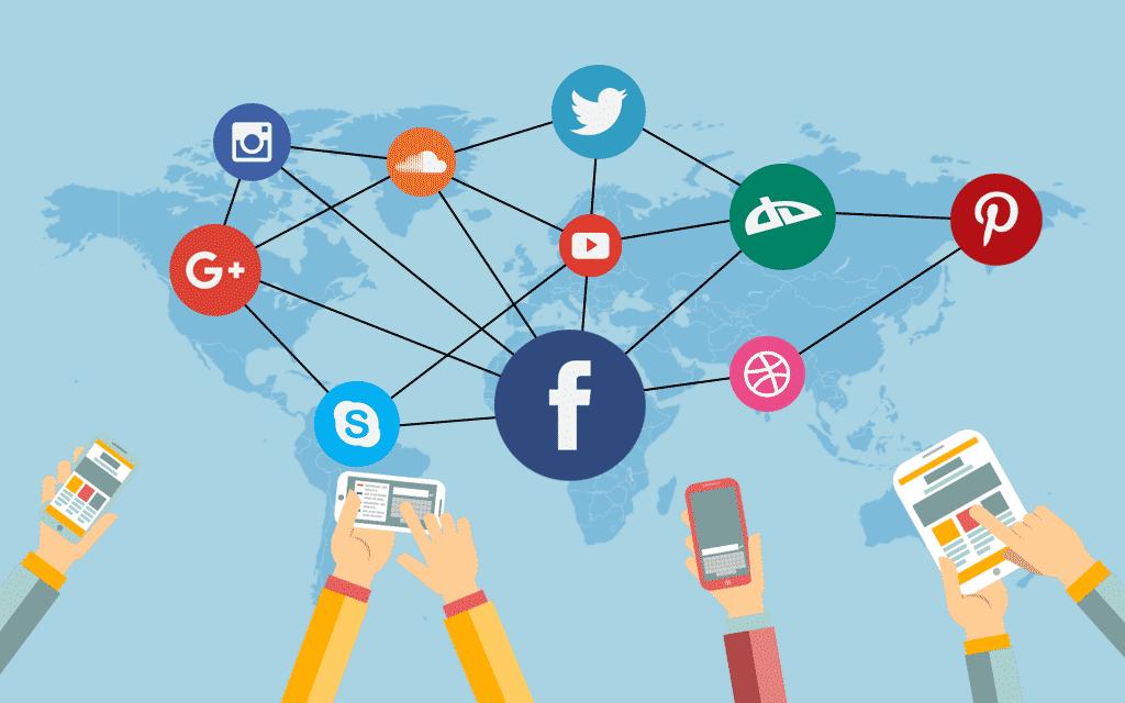 Social Media και S.E.O.